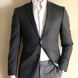Charcoal Grey Sport Jacket